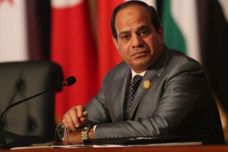 Presiden Mesir Abdel Fattah al-Sissi