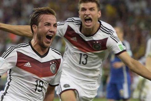 Goetze Merasa Kariernya Mati karena Gol di Final Piala Dunia 2014