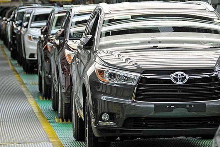 Toyota bakal bangun pabrik perakitan baru di Meksiko