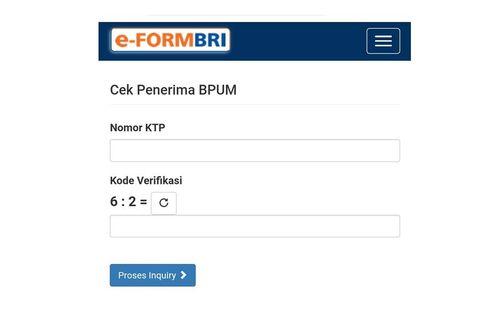 NIK Tak Terdaftar di eform.bri.co.id, Apakah Dana BLT UMKM Tetap Bisa Cair?