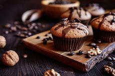 Resep Muffin Kopi Cokelat Kelapa, Kurangi Risiko Terjangkit Covid-19