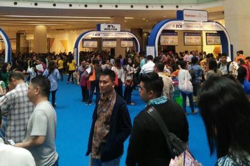 Catat, Aneka Promo Spesial di Singapore Airlines-BCA Travel Fair