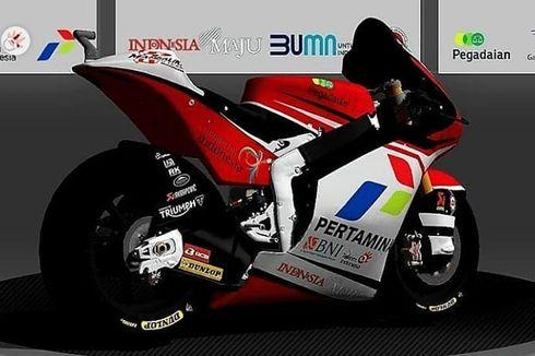 Persiapan Mandalika Racing Team Indonesia untuk MotoGP 2021