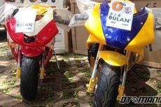 Rantai Pocket Bike Sering Copot, Begini Solusinya