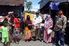 Anggota DPRD yang Cekcok dengan Petugas PSBB Jalani Sanksi Bagikan Masker dan Sembako