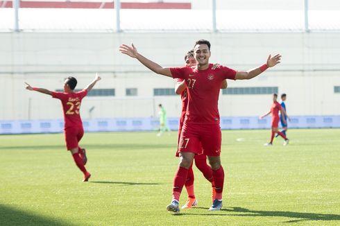 Jadwal Timnas U-23 Indonesia Vs Yordania dan Link Live Streaming