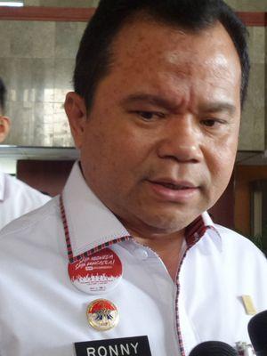 Direktur Jenderal Imigrasi Kementerian Hukum dan HAM, Ronny Sompie