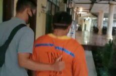 Sopir Angkot yang Melawan dan Menabrak Polisi Akhirnya Ditahan