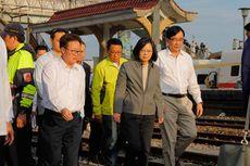 Presiden Taiwan Ingin Penyelidikan Kecelakaan Kereta Api Dipercepat