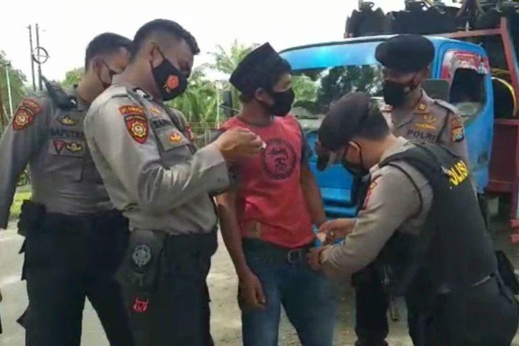 Tertibkan Premanisme dan Penyakit Sosial Lainnya, Polisi Gencarkan Razia Preman