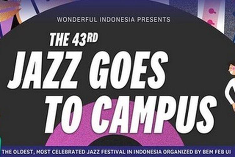 Jazz Goes to Campus ke-43.