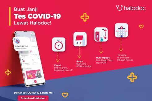 Khusus 17 Agustus, Halodoc Beri Layanan Chat Dokter Gratis