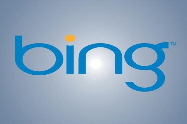 Logo mesin pencari internet, Bing