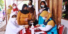 Kematian Covid-19 Didominasi Lansia, Pemkab Wonogiri Targetkan Tuntaskan Vaksinasi Lansia