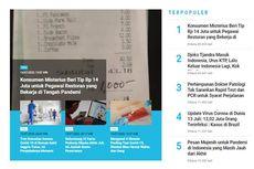 [POPULER TREN] Tip Rp 14 Juta untuk Pegawai Restoran | Djoko Tjandra Masuk-Keluar Indonesia