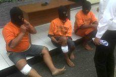 Melawan, Dua Pelaku Curanmor Ditembak Polisi