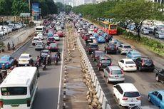 PT MRT Jakarta Mulai Kerjakan Dinding Stasiun Bawah Tanah