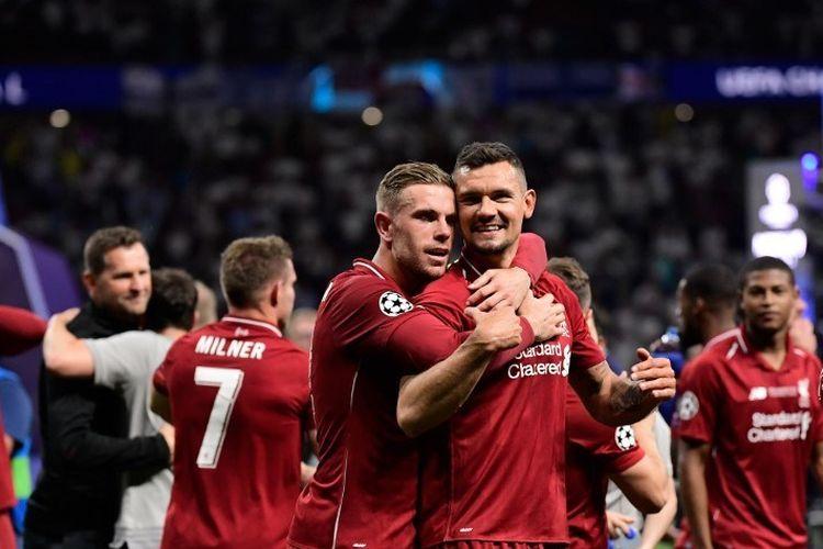 6 Kisah Liverpool Juara Liga Champions Gelar Ke 5 Paling Dramatis Halaman All Kompas Com