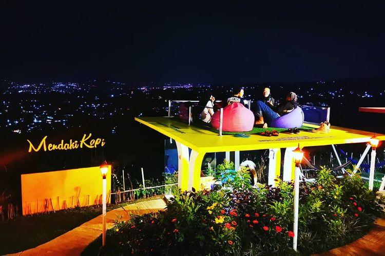Mendaki Kopi Cafe, Bogor