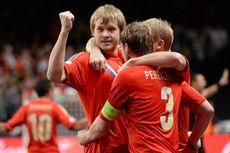 Rusia Putus Dominasi Spanyol pada Piala Futsal Eropa