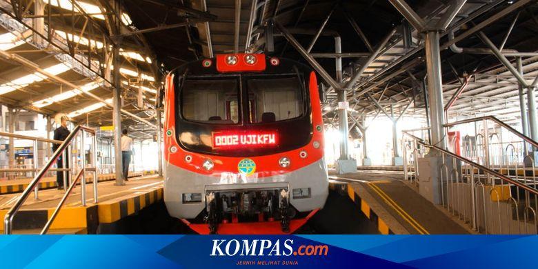 Jadwal Terbaru KRL Jogja-Solo, Berlaku Mulai 1 April 2021