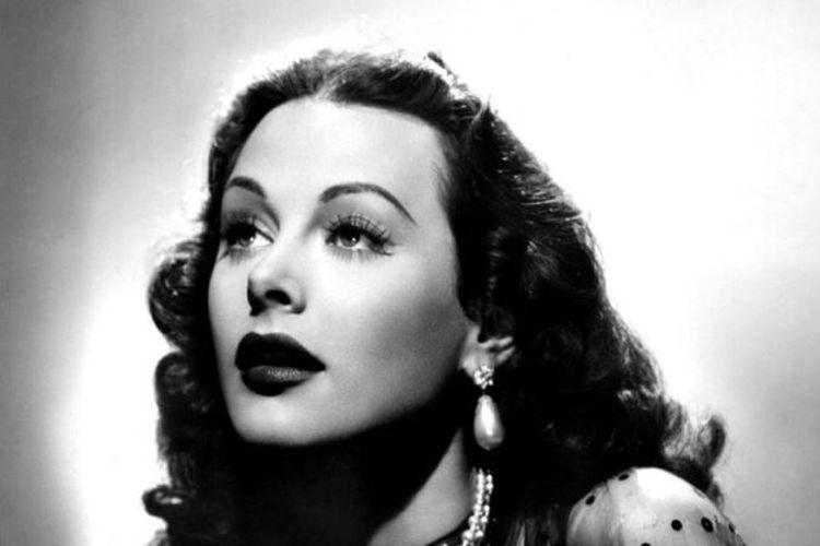 Hedy Lamarr. (?he ?oincidental Ðandy/Public domain)