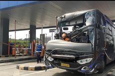 Bus PO Haryanto Tabrak Truk di Gerbang, Kenapa Bus Rawan Rem Blong?