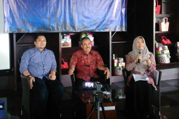 Diskusi tentang RUU Pemilu dan Perbaikan Sistem dan Lembaga Demokrasi Perludem, Jakarta, Jumat (16/6/2017).