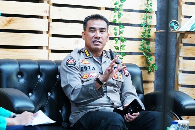 Kabid Humas Polda Banten Kombes Pol Edy Sumardi