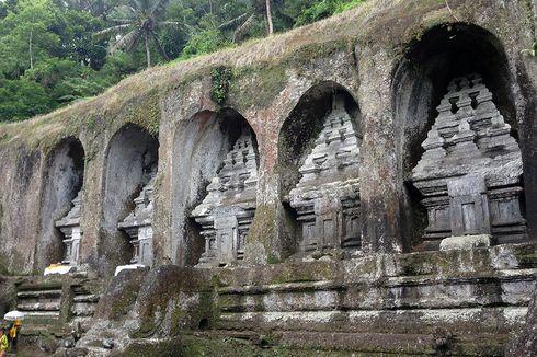 Menyambangi Situs Gunung Kawi, Pahatan Candi di Dinding Tebing Bali