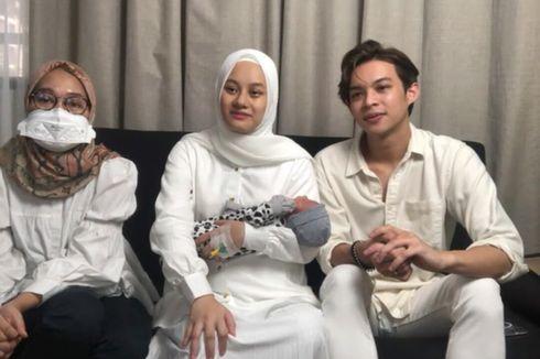 Dinda Hauw Panik, Anak Demam Tinggi hingga 38 Derajat