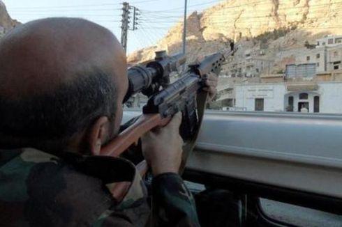Separuh Pemberontak Suriah Kaum Garis Keras