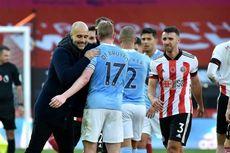 Sheffield Vs Man City - Pep Guardiola Puji Penampilan The Citizens, tetapi...