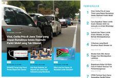 [POPULER TREN] Viral, Cerita Pria di Jawa Timur yang Depan Rumahnya Dipenuhi Mobil Parkir | SNI pada Masker Kain