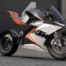 Rendering Motor Listrik KTM dari Basis RC8 Punya Tampilan Sangar