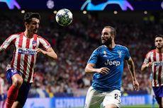 Jelang Juventus Vs Atletico Madrid, Kedua Tim Dilanda Masalah Cedera