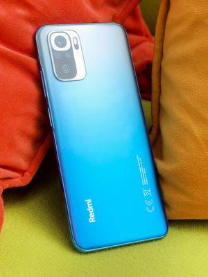 Xiaomi Redmi Note 10s.