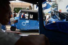 Bajaj Pun Mengantar sampai Bogor ...