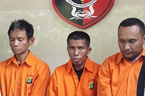 Dua Residivis Curanmor yang Menyamar sebagai TNI Ditangkap Polisi