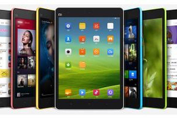 Mi Pad, tablet Android buatan Xiaomi yang menjadi pesaing iPad mini Retina Apple
