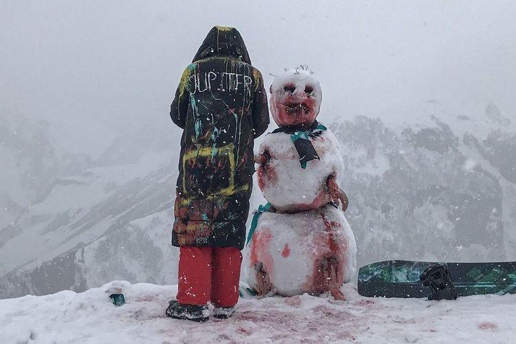 Sinopsis Let it Snow, Teror Pembunuh Bertopeng, Tayang di CGV