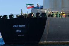 Dibebaskan Gibraltar, Kapal Tanker Iran Bongkar Muatan Minyak di Mediterania