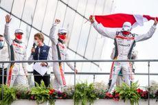 Cerita Sean Gelael Kena Penalti Sebelum Raih Podium di 24 Hours of Le Mans