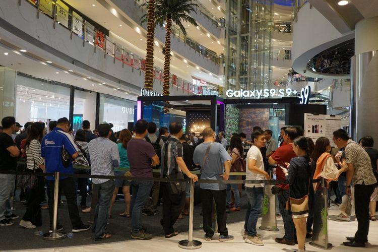 Galaxy Auto Mall >> Duo Galaxy S9 Mulai Dijual Umum Di Indonesia