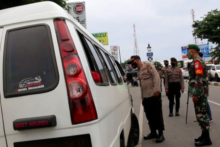 Daftar Lokasi Penyekatan Di Aceh Selama Ppkm Mikro Ini Yang Wajib Ditunjukkan