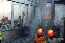 Kantor Paskibraka Bandung Terbakar, Saksi Dengar 3 Kali Ledakan