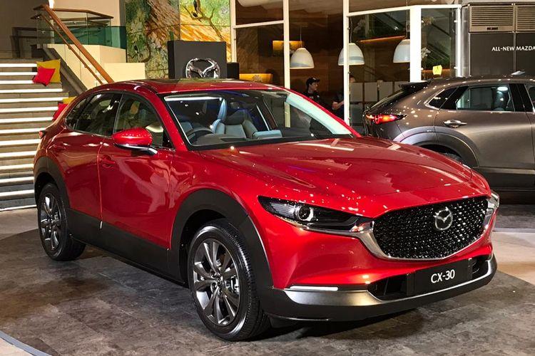 Mazda CX-30 dijual mulai Rp 478,8 juta