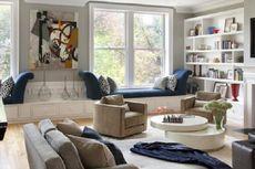Anda Ingin Rumah Terkesan Baru? Ubah Tata Ruang Tamu
