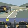 Manuver di Jalan Sempit, Jangan Cuma Andalkan Lampu Sein