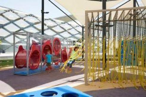 Taman Bermain Ini Interaktif dan Mudah Diubah